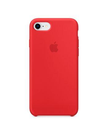 Чехол для iPhone Apple iPhone 8 / 7 Silicone RED